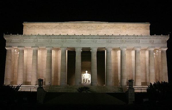 Image result for abraham lincoln memorial